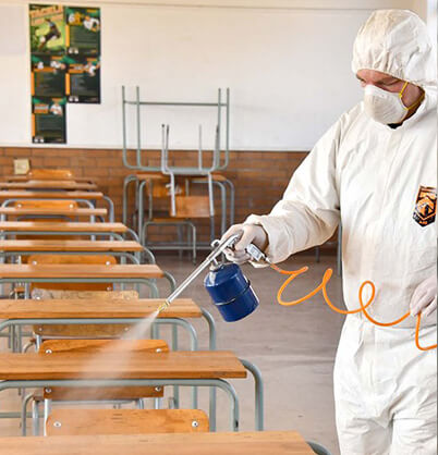 Best Covid Disinfecting Services in Orange County | Upkeep Angels