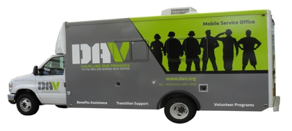 DAV Department of Wisconsin | Our MSO Schedule | Mobile Service Office