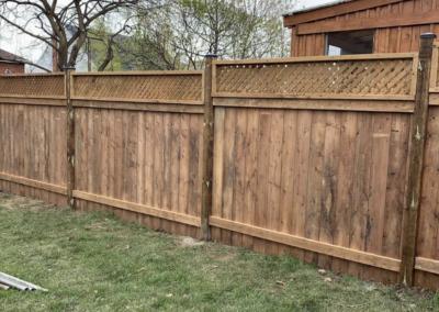 Good Neighbour Fence & Post