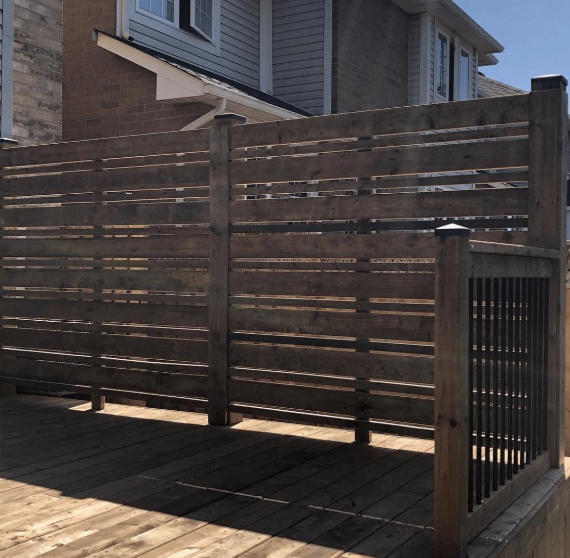 GNFP Fences & Decks Burlington