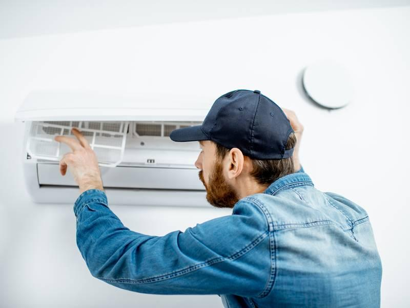 The Process of Air Conditioner Installation
