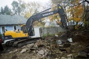 Demolition Service in Sorrento Florida