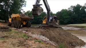 Excavation, Pond Dredging in Central Florida
