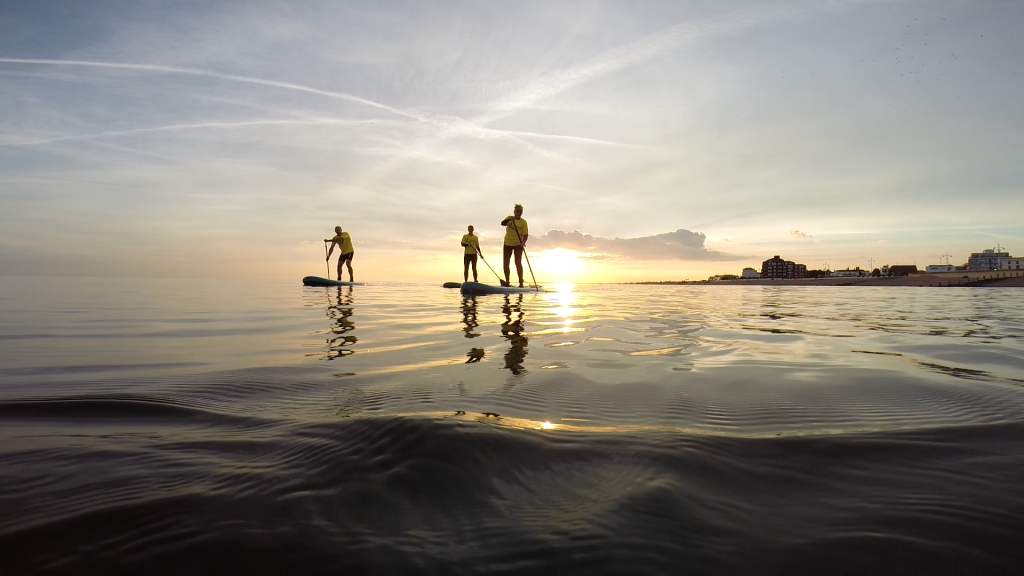 Buying an inflatable paddleboard