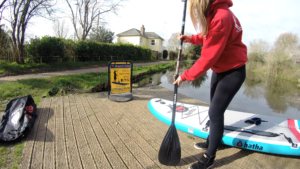 orb paddle board