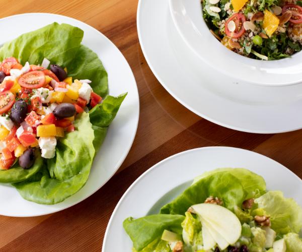 Best Salads in Whistler