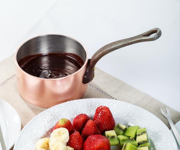 Best Chocolate Fondue in Whistler