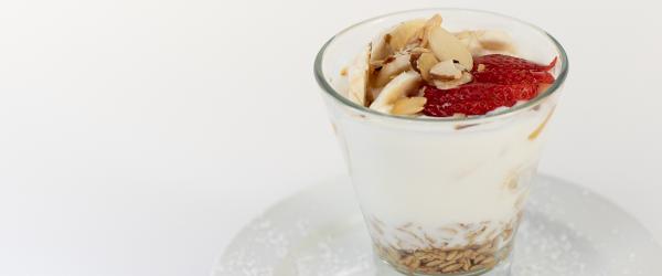 Healthy Breakfast in Whistler