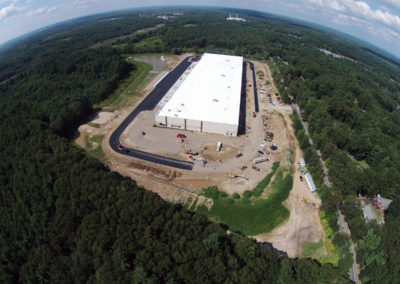 Victory Packaging Bellingham MA - Construction site work – excavating contractors – heavy equipment – civil construction – siteworks – Westborough – Boston – Metro West – MA – RI – CT – VT – NH
