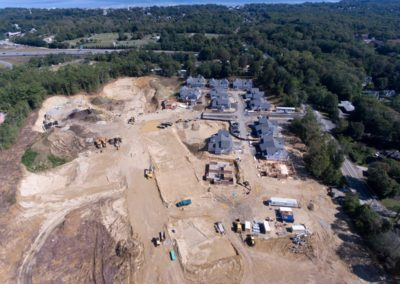 Summer Reach Plyymouth MA - Construction site work – excavating contractors – heavy equipment – civil construction – siteworks – Westborough – Boston – Metro West – MA – RI – CT – VT – NH