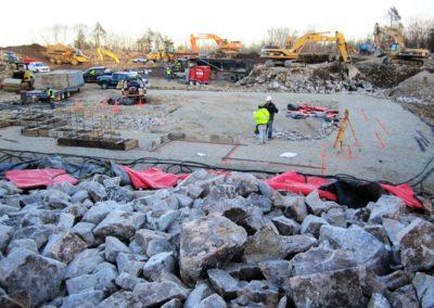 Construction site work – excavating contractors – heavy equipment – civil construction – siteworks – Westborough – Boston – Metro West – MA – RI – CT – VT – NH