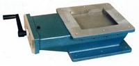 type ss manual slide valve