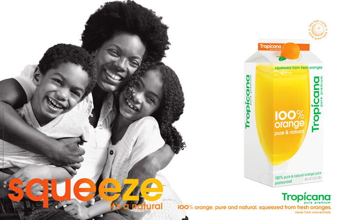 squeeze, it's a natural, branding mistakes, rebranding mistake, tropicana rebranding, case study