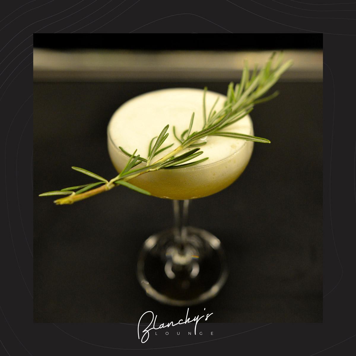 Blanchy's Lounge Cocktails, Boisson Aromatique