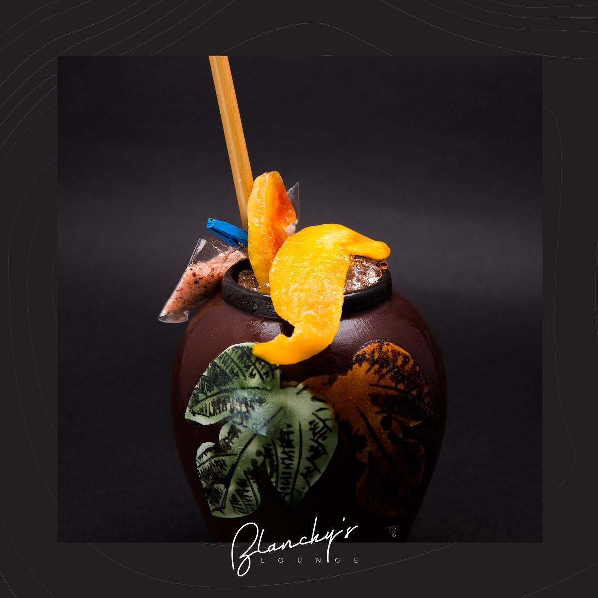 Blanchy's Lounge Cocktails, Pomelo Doble