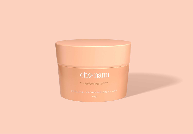 Cho Nami, Enchanted Cream Day, kem chống lão hoá ban ngày, xolve branding, 3D cosmetic