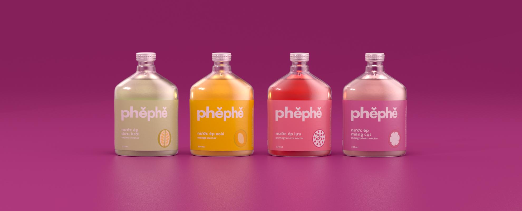 thiet ke san pham, bao bi san pham, label design, packaging design, branding, product design, juice bottle, phephe, xolve branding, modern design, mockup, dark and moody