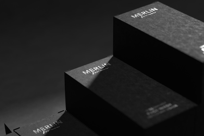 Merlin for Men, packaging design, product packaging, brand identity, xolve branding, branding studio, ho chi minh city, brand agency vietnam