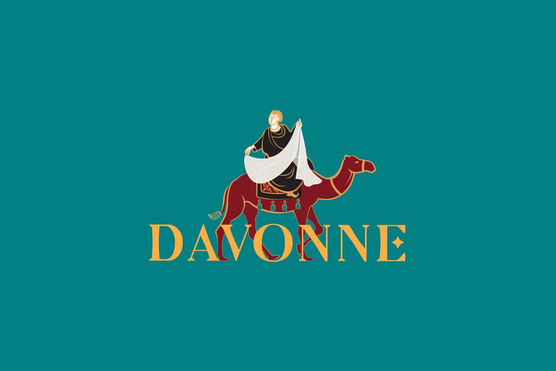 Davonne Textile Logo