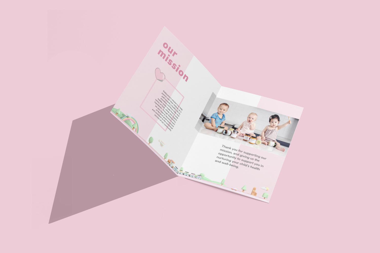 Kiddyummy brochure