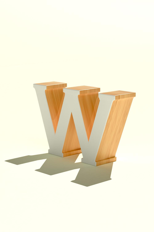 Westway W letter