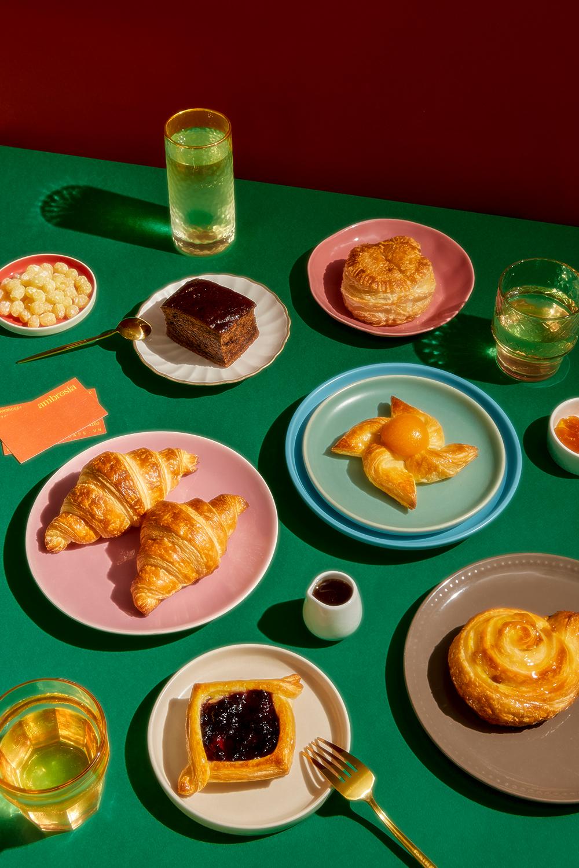 Ambrosia Pastries & Tea