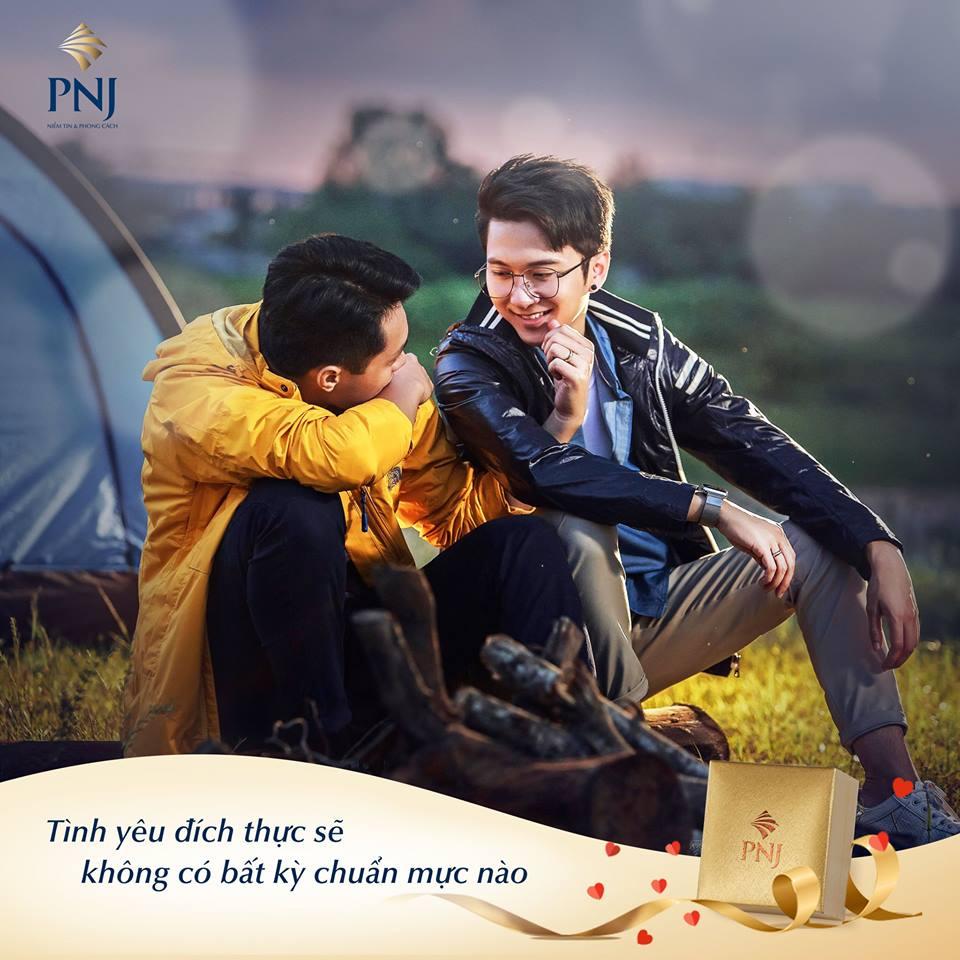 PNJ pride campaign