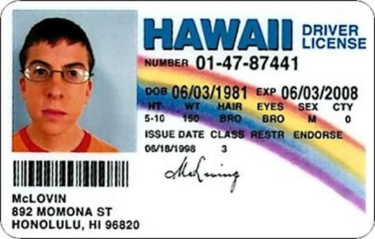 Fake-license
