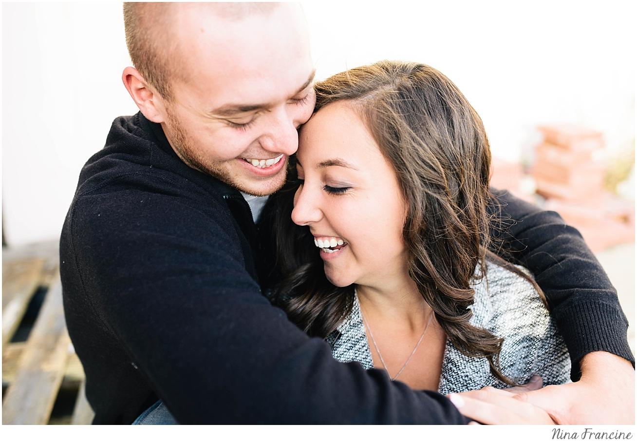 Morris, MN Engagement Photography