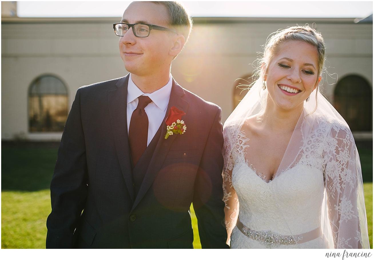 Minneapolis Marriott Wedding