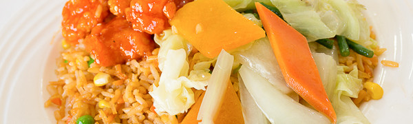 Sweet & Sour Chicken Fried Rice or Chowmein – Dish of the day! Monday May 4, 2015