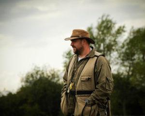 James Reavil gundog trainer Kent, Sussex, london