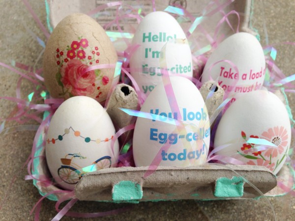 Tattoo Eggs by Every Day is an Occasion