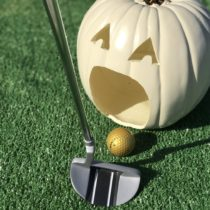 Pumpkin Mini Golf by Every Day is an Occasion