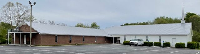 Completed new roof showing the sanctuary and religious school wing. The roof is Old Town Grey in a 26 gauge metal