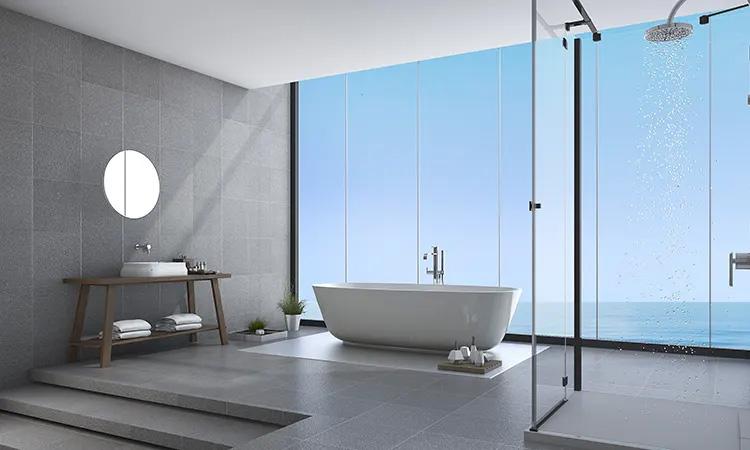 Residential glass