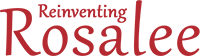 Reinventing Rosalee Logo