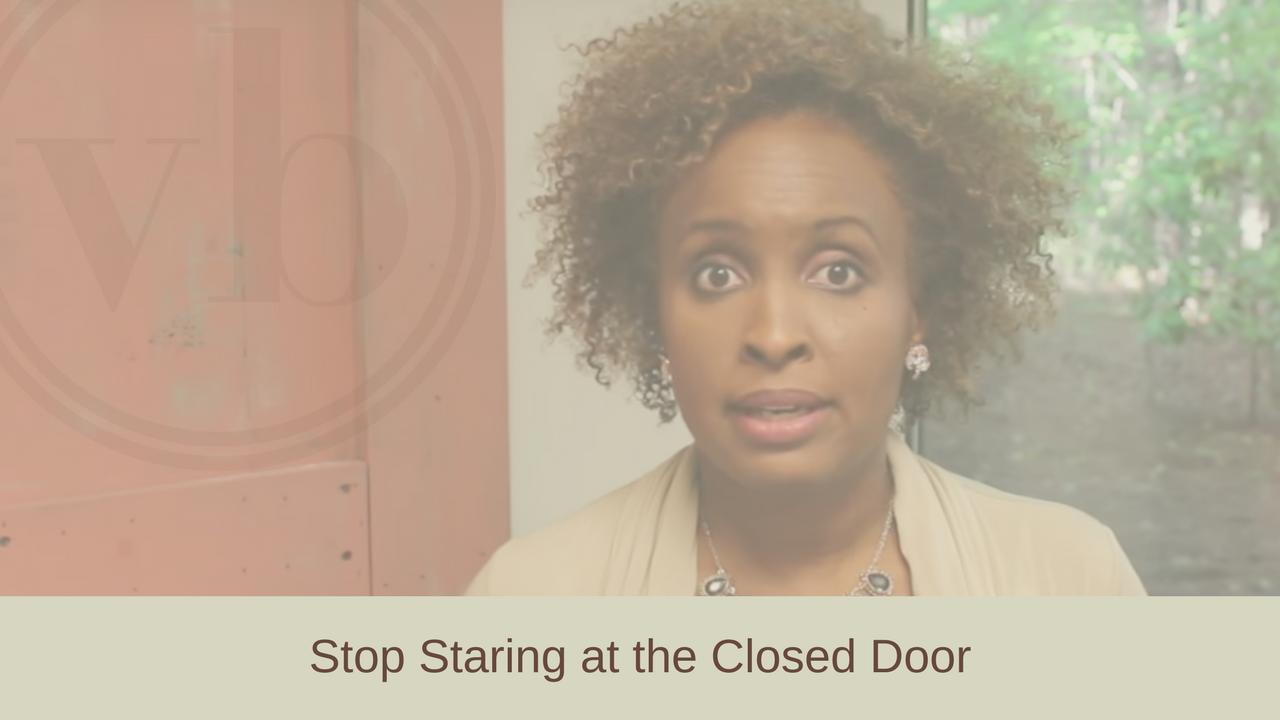 [FAN FAVORITE]: Stop Staring at the Closed Door