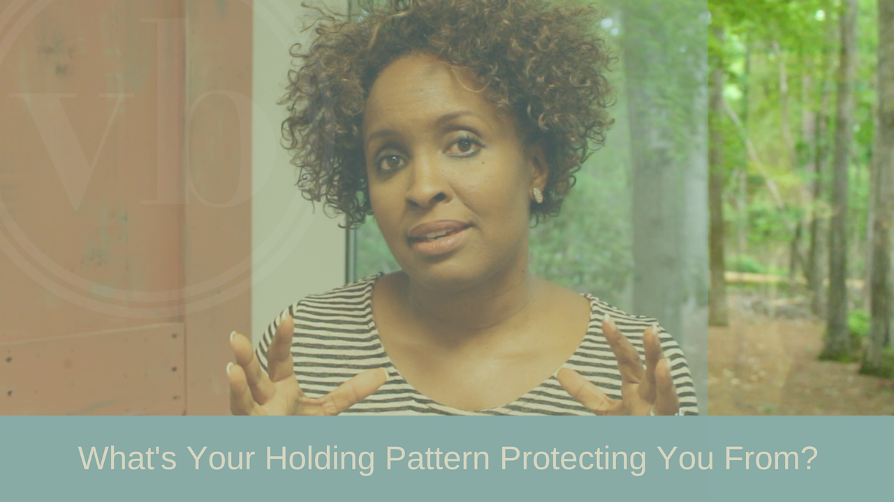 What's your holding pattern protecting you from?