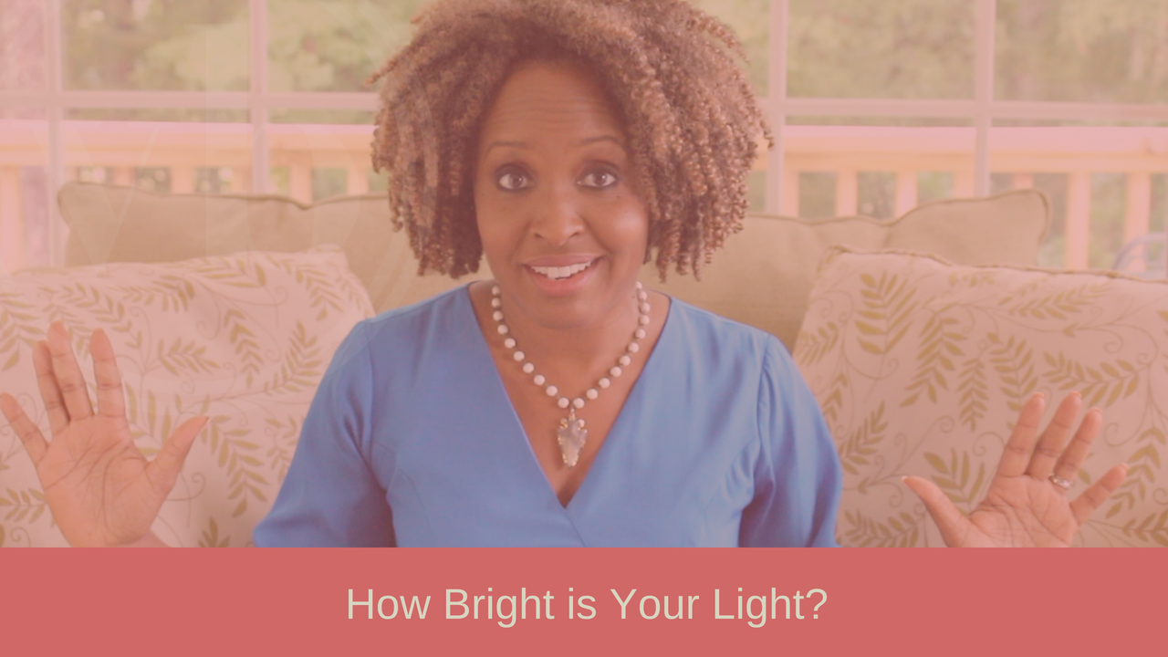 [FAN FAVORITE!!!] How bright is your light?