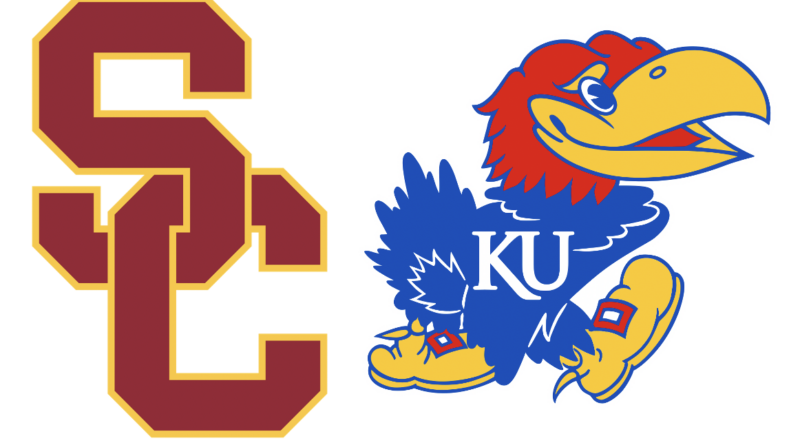Round of 32: No. 6 USC vs. No. 3 Kansas – Preview and Prediction