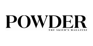 Powder The Skier's Magazine logo