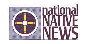 National Native News logo