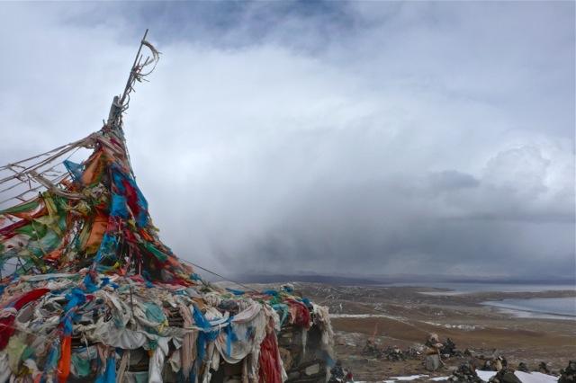 An Area in the Tibetan Plateau