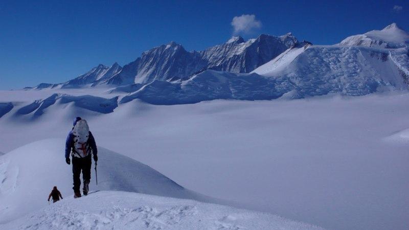 Exploring Mt. Everest