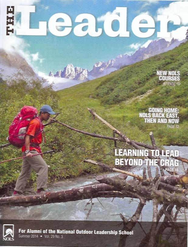 The Leader Vol. 29 No. 3