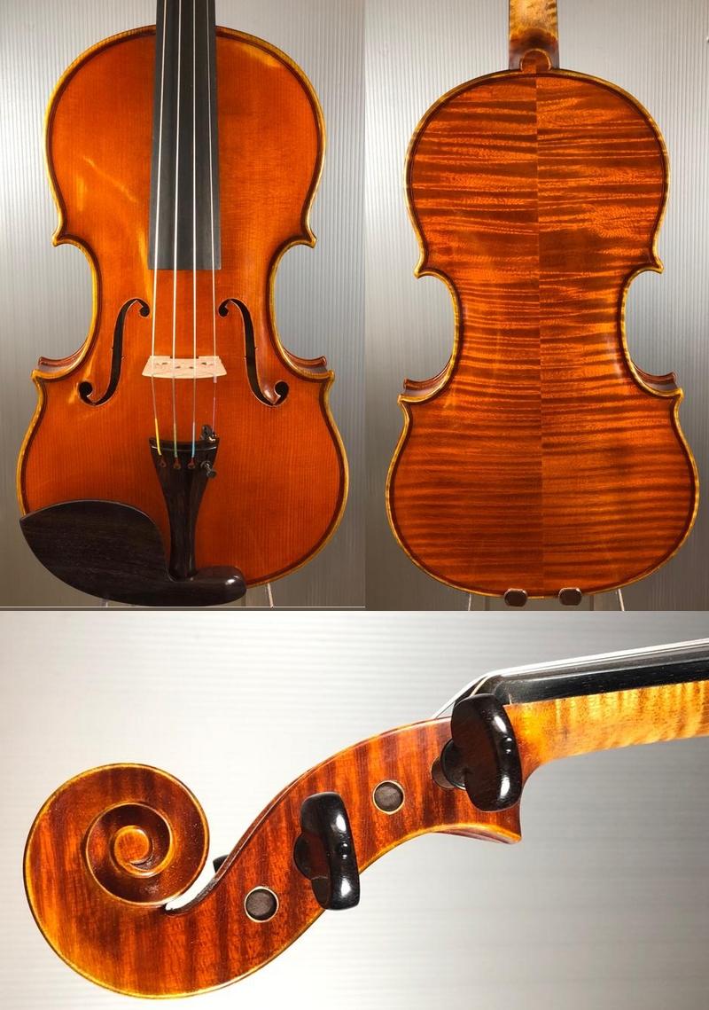 Mario Gadda Violin