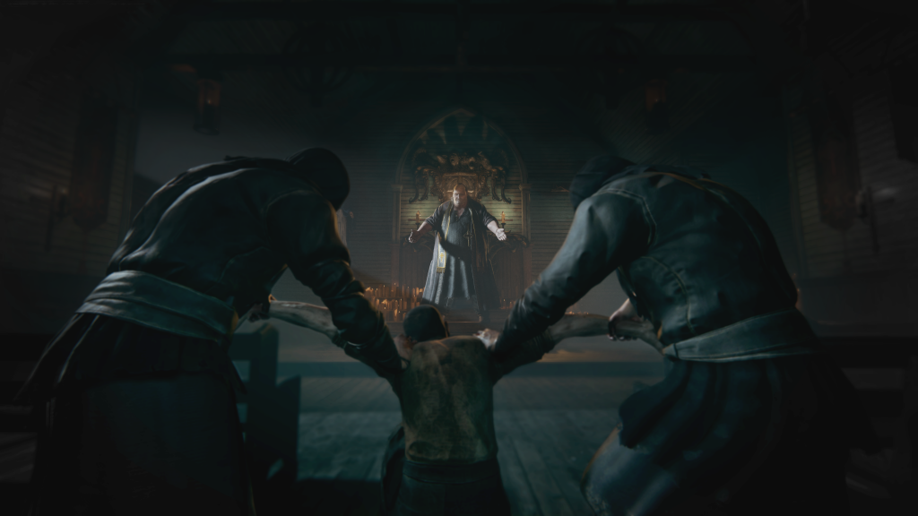 Outlast 2, new games, review, gameplay, footage, videos