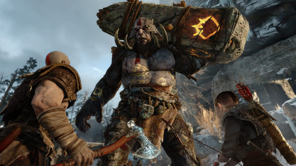 game of the year 2018, god of war, god of war review, god of war screenshots, gigamax games, gigamax, gaming news, gaming review, video game reviews