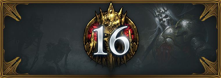 Diablo 3, diablo 3 news, diablo 3 season 16, d3 season 16, d3, pc gaming, ps4, xbox one, playstation 4, gigamax, gigamax games